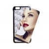 China Sublimation Pc Case with Round Hole for iPhone 6 for sale
