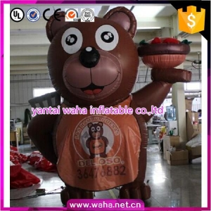 China Inflatable Brown Bear on sale