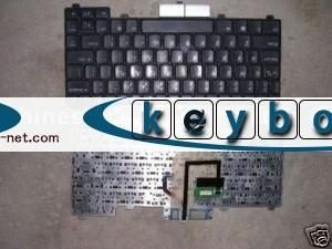China laptop Keyboard for Dell Latitude D400 on sale