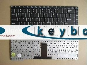 China New Clevo M54 M55 M660 Laptop Keyboard on sale