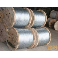 China 1*19 Hot-dip Galvanized Steel Wire Strands on sale