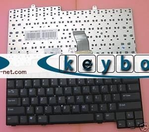 China LAPTOP KEYBOARD FOR DELL LATITUDE D500 D505 on sale