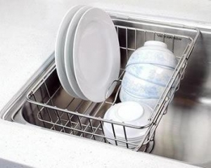 China Optimal Rinse Basket to Fit Your Sink on sale