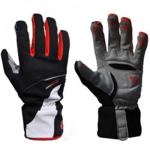 China Winter thermal full finger cycling glove on sale