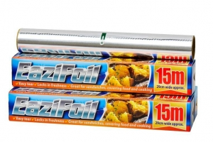 China Aluminium Foil (A8011&O) on sale