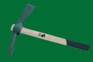 China Woodworking Machines Chipping Hammer with Wooden Handle on sale