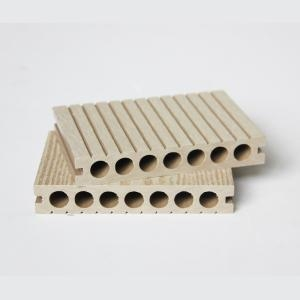 China Waterproof WPC Decking Composite Board Manufacturers on sale