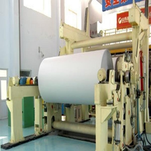 China Price of 2400mm A4 Paper Machinery Production Line on sale
