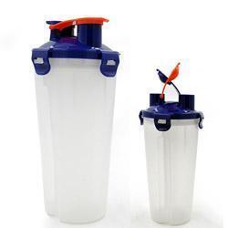 China Best PP shake blender bottle from blender bottle factory 600ml/20oz on sale