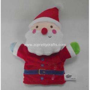 China Cartoon red Santa Claus Santa Claus doll plush toys on sale