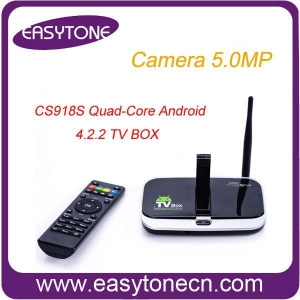 China Android TV Box CS918S on sale