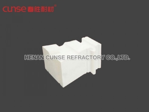 China Zero Thermal Expansion Silica Brick on sale