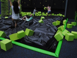 China trampoline and pool on sale