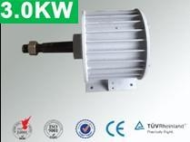 China High efficiency water dynamo, AC brushless 3 phase Low rpm wind turbine dynamo prices on sale