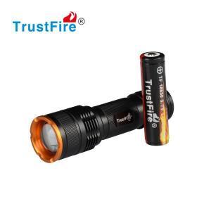 China Adjust Zoom LED Torch on sale