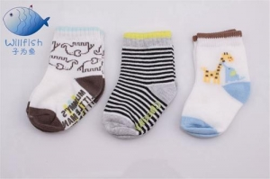 China Baby cotton Socks on sale