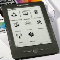 6inch Eink original PVI panel Ereader with wifi