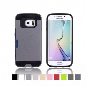China Mobile Tablet Case S6 Edge Card Case on sale