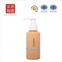 China Skin Care For Body Natural herbal skin care product anti-cellulity slimming lotion on sale