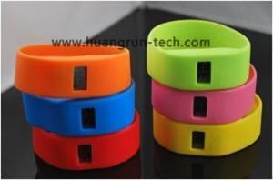 China Geneva Watches Electronic Jelly Watch EW802 on sale