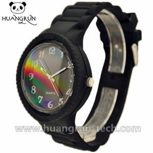 China Geneva Watches Sport Mens Silicone Watch F1261 on sale