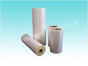 China BOPET Film Series PET thermal lamination film on sale