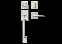 China view ZINC DIE-CASTING ENTRANCE HANDLESET on sale