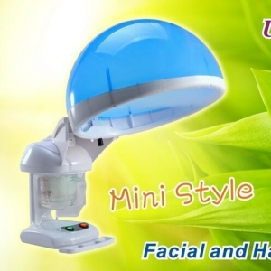 China Professional OZONE facial and top hair Steamer / home use or salon face & hair spa Steamer on sale