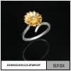 China Rings BLR004 Gold Plated Ring for sale
