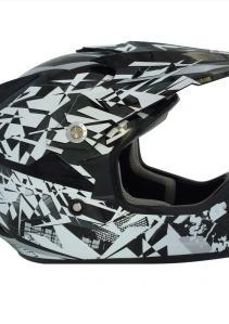 China Helmets MX RSX13 Craze Kids MX Helmet on sale