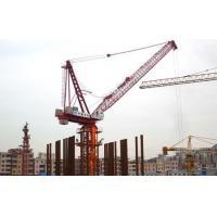 China QTD480 luffing crane on sale