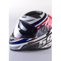 China Helmets Full Face RSV9 Graphic Flag Pinlock on sale