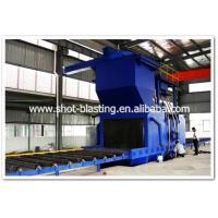 Q69 series roller table conveyor type shot blasting machine