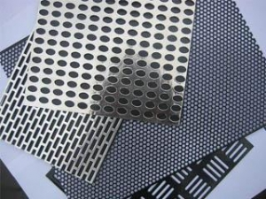 China Stainless Steel Perforated Metal Mesh on sale