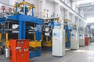 China Cold-box core making machine on sale