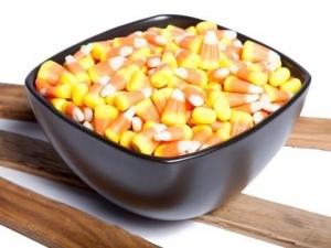 China Halloween Candy Corn Bags on sale