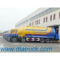 China Dongfeng Asphalt tanker truck DTA5 on sale