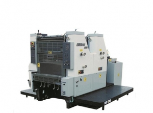 China Two Colour Offset Printing Machine on sale