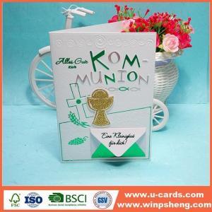 China Interesting Birthday Handmade Cards Design By Kids on sale