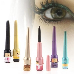 China Professional Eye Liner Eyeliner Pen Liquid Makeup Cosmetic on sale