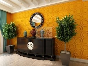 China 3D Textured Interior Wall Boards/Panels/Panelling For Modern Wall Decor on sale