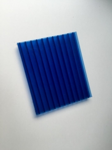 China Best Selling PC Hollow Sheet For Agriculture Greenhouse on sale