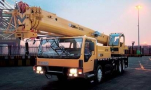 China XCMG TRUCK CRANE XCMG QY25K-II TRUCK CRANE on sale
