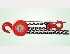 China Hand Chain Hoist (JX-07) Lifting System Of Spigot Truss on sale