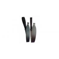 China Leather Cobra Sling with Split Stitch Pattern   tan, black, dark brown on sale