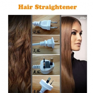 China Hot sale hair straightener comb, automatic hair comb, home use product on sale