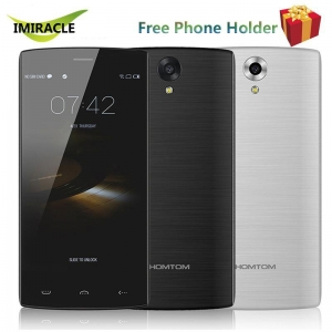 China Homtom HT7 Pro 5.5 HD Smartphone MTK6735P Quad Core 2G RAM 16G ROM 4G LTE Dual SIM Cellphone on sale