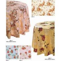 PVC table cloth