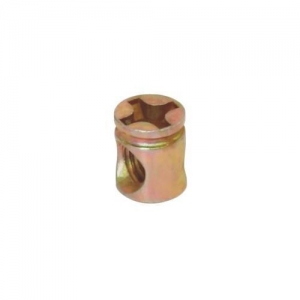 China Connecting Fittings Barrel Nut CA27-28 on sale