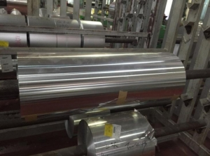 China Aluminum Foil Aluminium Foil in Jumbo Roll on sale